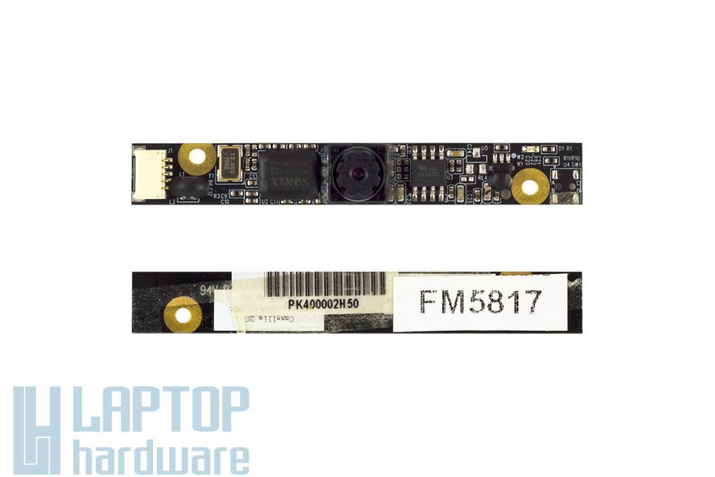 Acer Aspire 5332, 5516 és Acer Emachines E525, E725 használt webkamera, webcam, PK400002