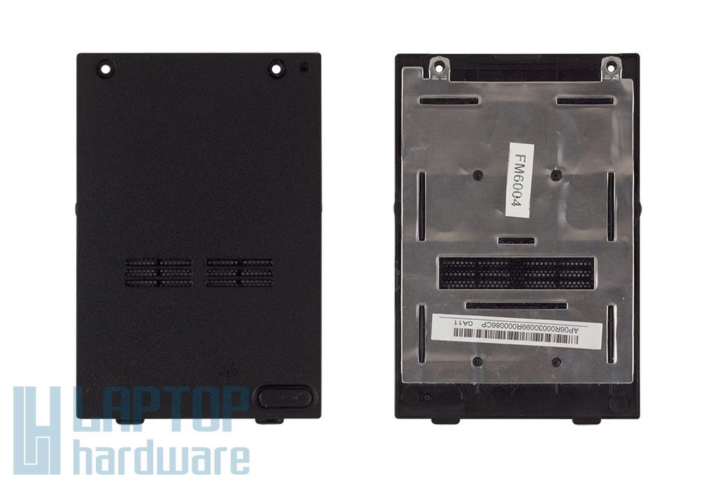 Acer Aspire 5332, 5516 és Acer Emachines E525, E725 használt winchester fedél, HDD cover door, AP06R000300
