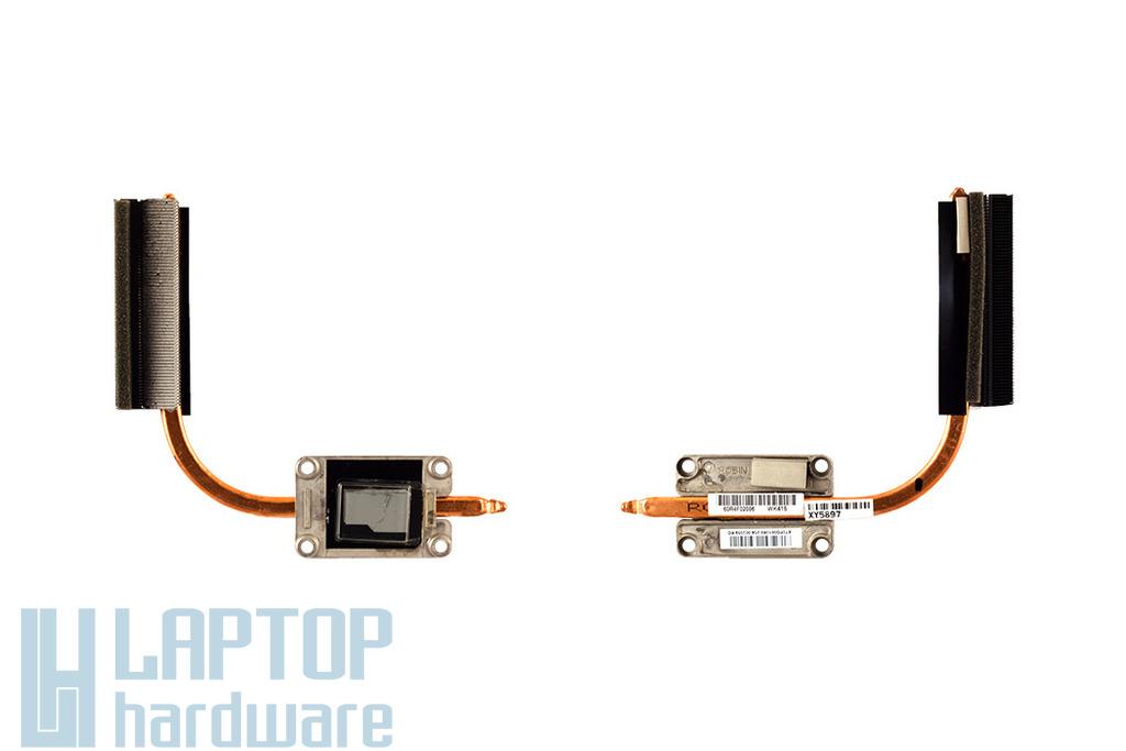 Acer Aspire 5333, 5733, eMacines 729 gyári új hővezető cső (60.R4F02.006)