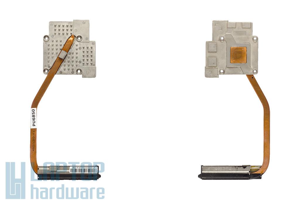 Acer Aspire 7520 használt laptop hőelvezető cső