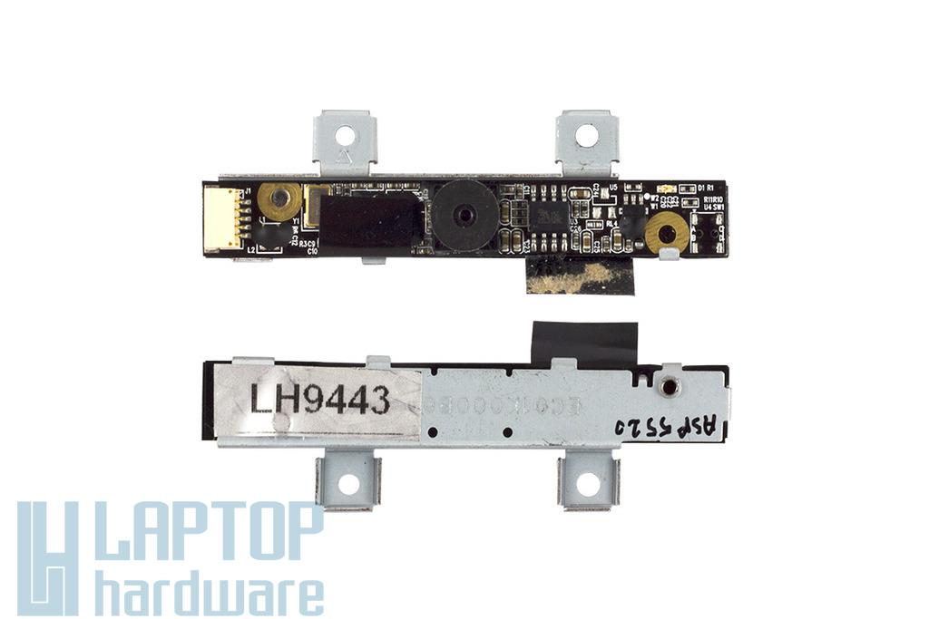 Acer Aspire 5520 Laptophoz webkamera rögzítő fém elemmel,webcam, EC01K000800