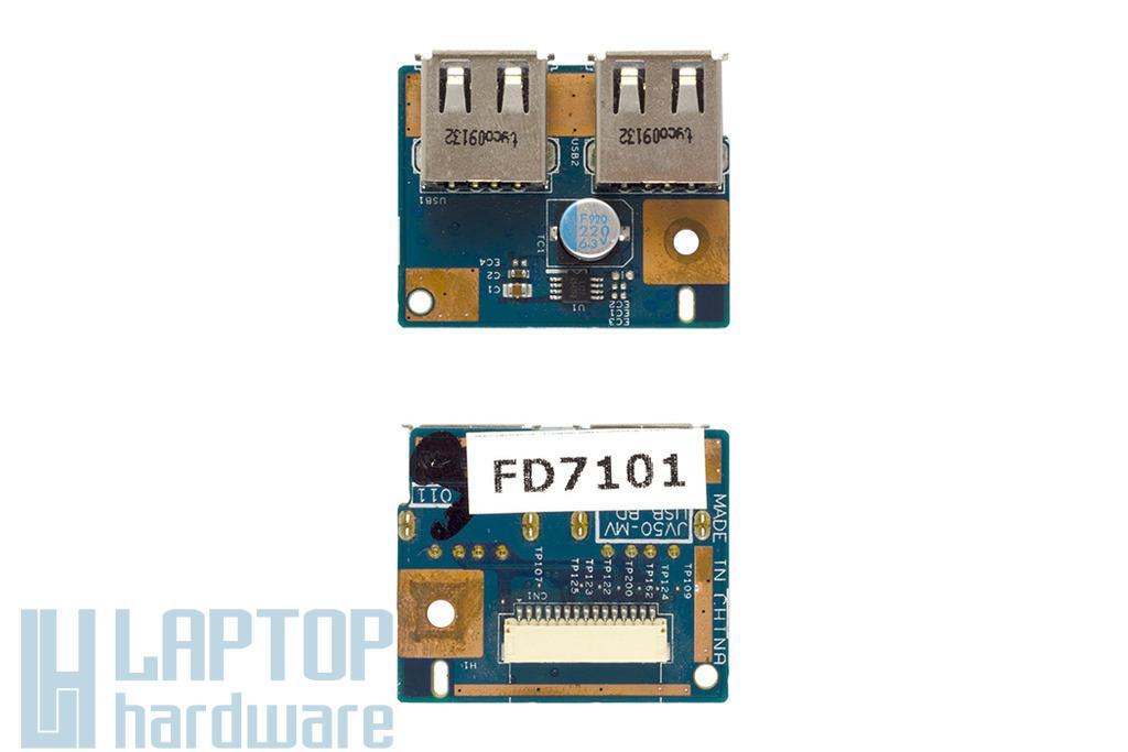 Acer Aspire 5536 Használt USB panel (48.4CG04.011)