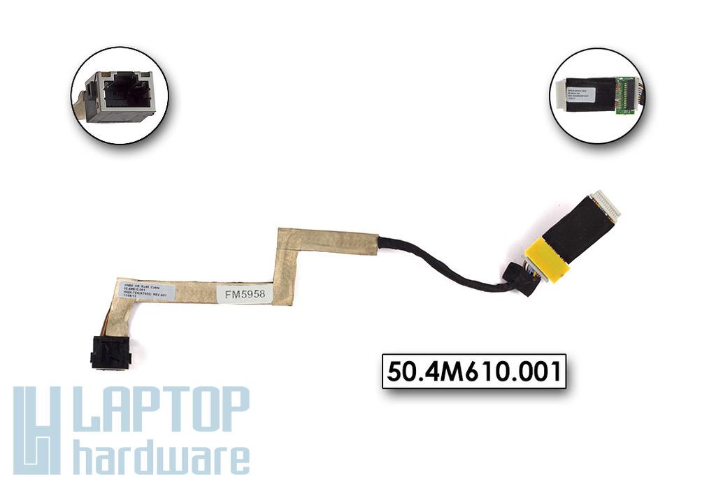 Acer Aspire 5560G használt LAN csatlakozó kábellel, 50.4M610.001