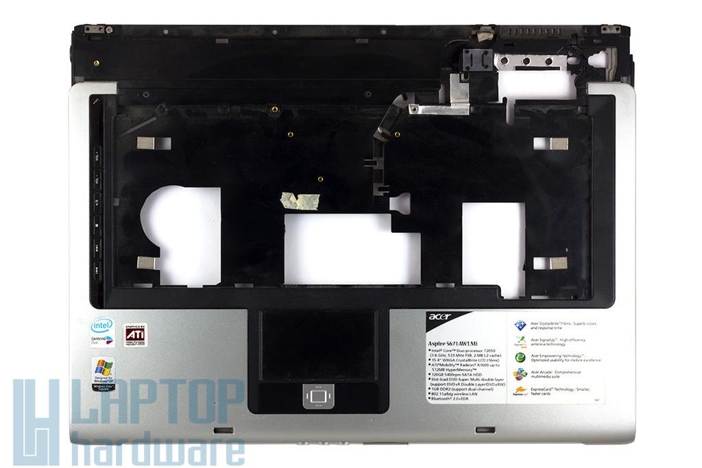 Acer Aspire 5670, 5671, 5672 laptophoz használt felső fedél touchpaddel, EAZB1002011