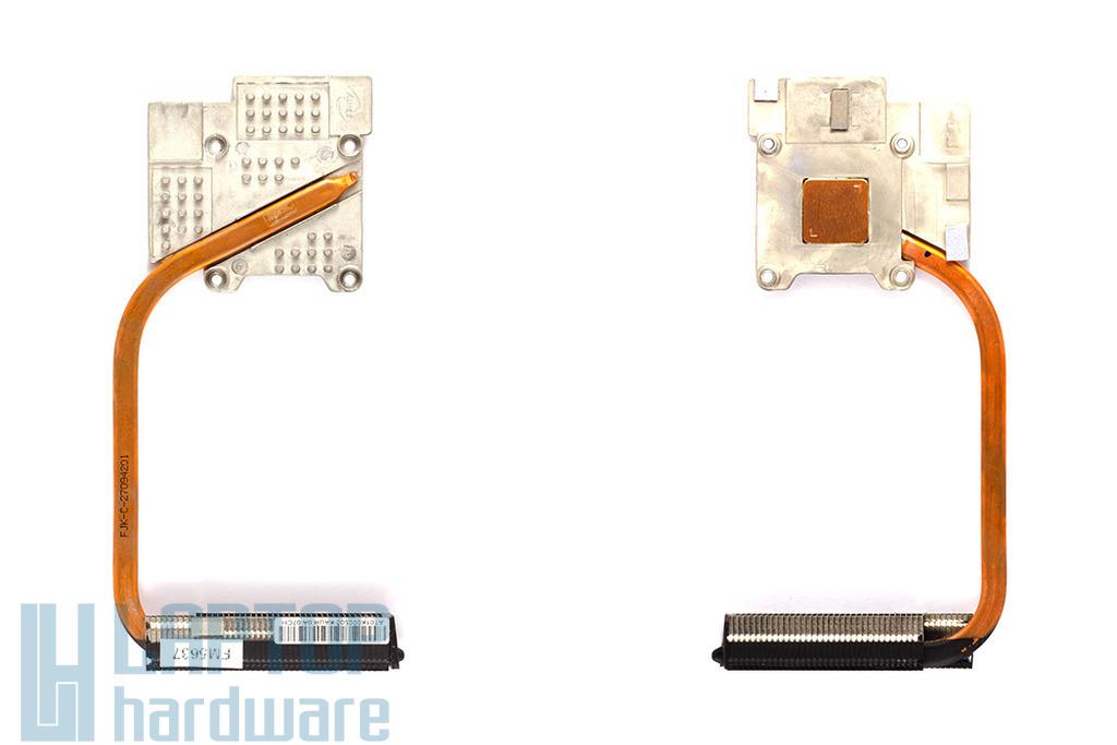 Acer Aspire 5720, 7720 laptophoz használt videokártya hűtőborda, hőelvezető cső (AT01K000500)