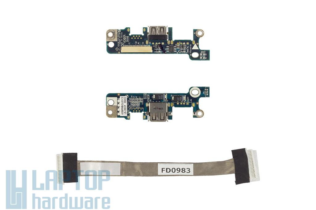 Acer Aspire 5715 használt USB panel (4359FMBOL03)