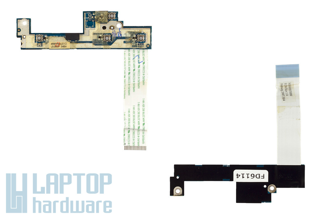 Acer Aspire 5715 laptophoz bekapcsoló panel, 4559FPBOL02 C2