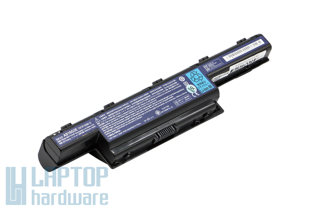 Acer Aspire 5736, 5741, 5742 Packard Bell TK, TM gyári új 9 cellás laptop akku/akkumulátor (AS10G3E)