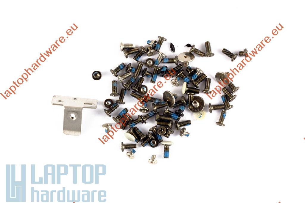 HP Compaq 610, 615 laptophoz csavarszett, screw set