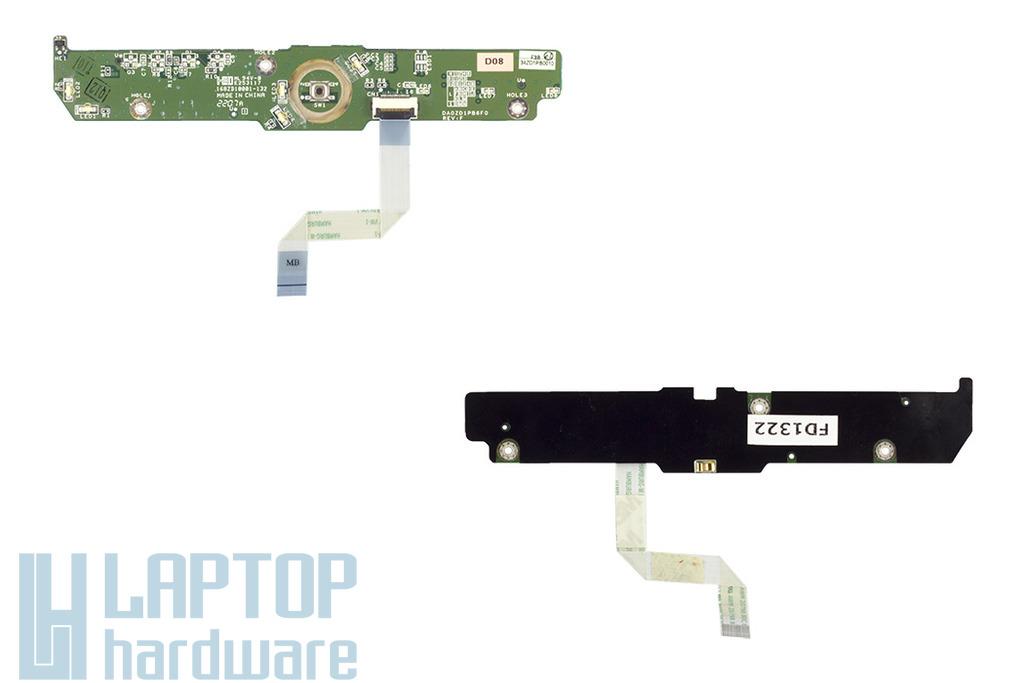 Acer Aspire 5920G laptophoz használt bekapcsoló panel (DA0ZD1PB6F0)
