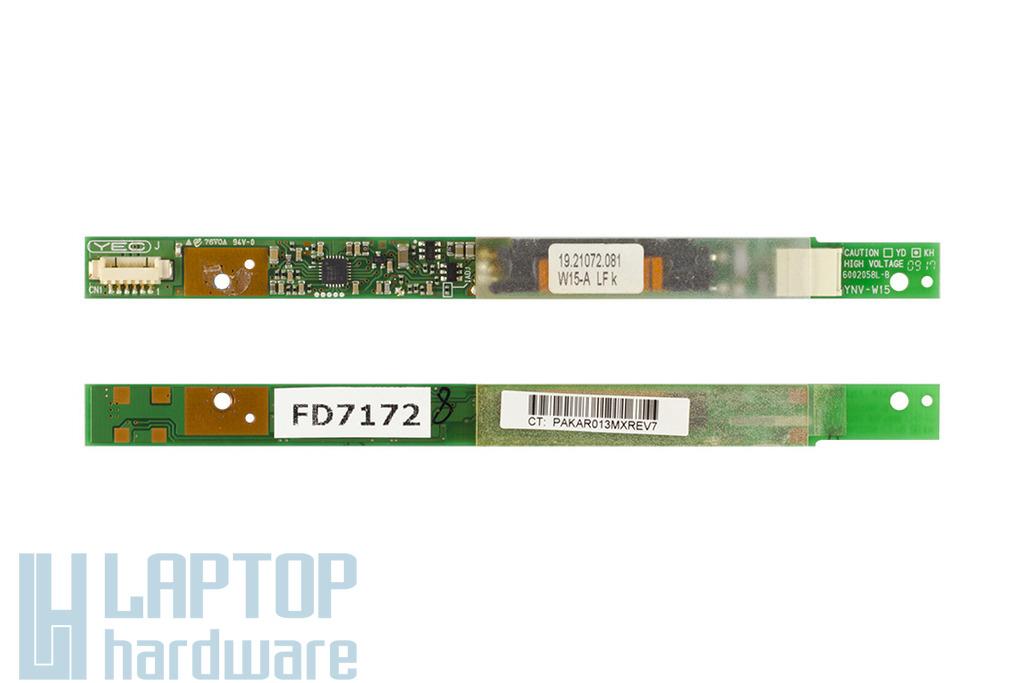 Acer Aspire 5930G laptophoz használt LCD Inverter (YNV-W15)