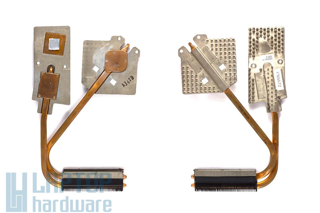 Acer Aspire 6920, 6920G, 6935 használt hőelvezető cső (6043B0047901.A01)