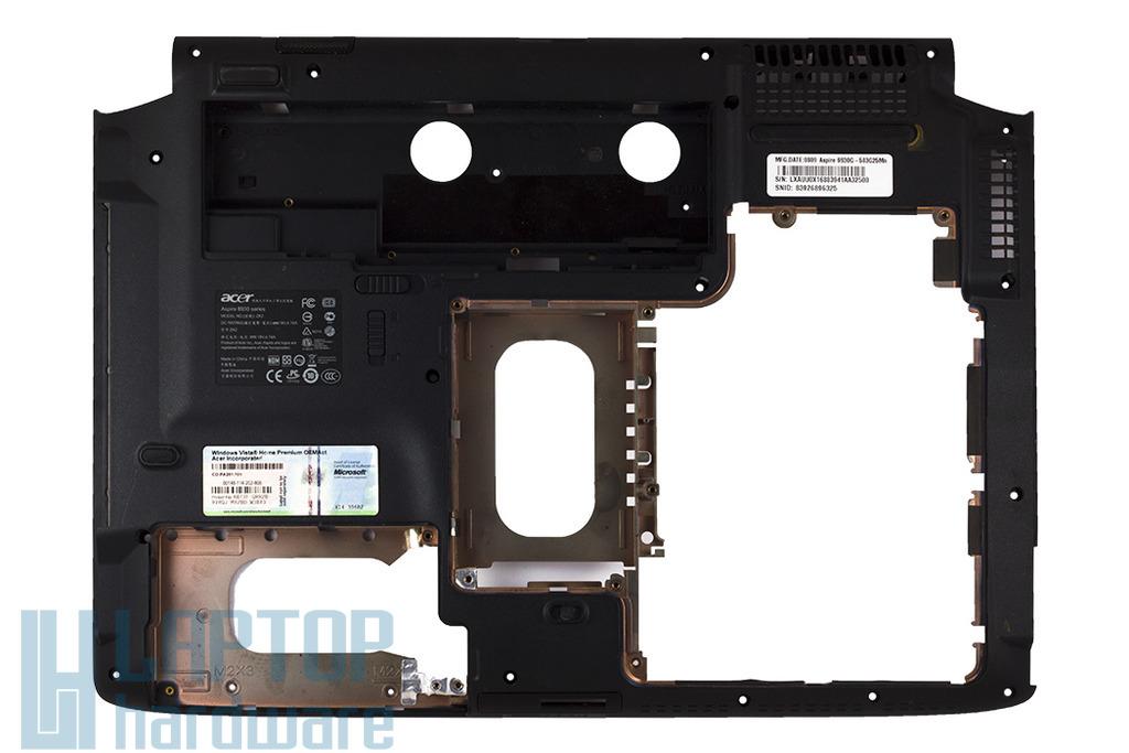 Acer Aspire 6930 használt alsó fedél, bottom case cover, FOX3BZK2BATN10080926-09