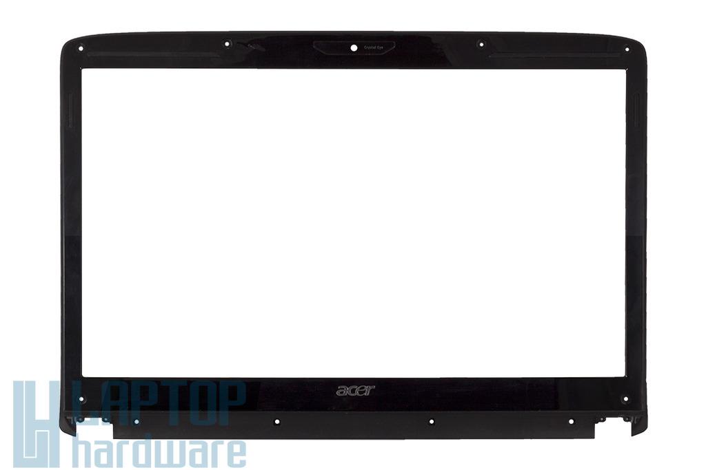 Acer Aspire 6930 használt LCD keret, LCD front bezel, DZC38ZK2LBTN100080921-04