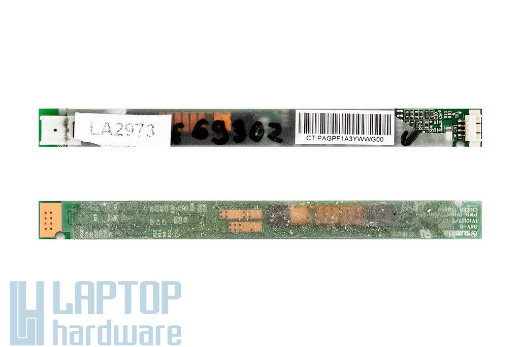 Acer Aspire 6930z, HP Pavilion DV5, DV5Z LCD inverter IV10117-T-LF