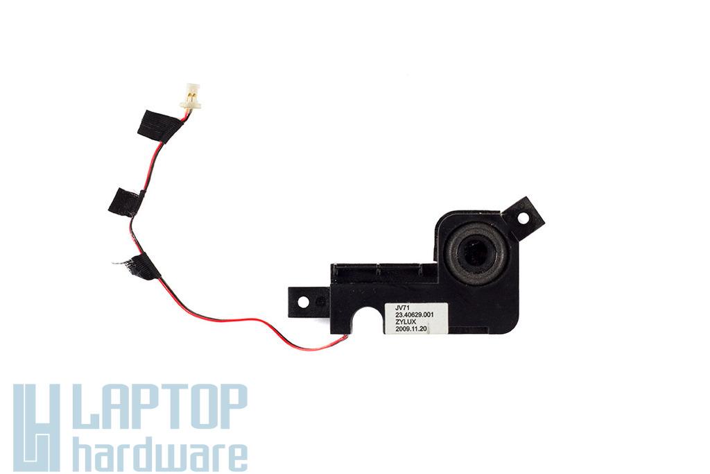 Acer Aspire 7740 laptophoz használt hangszóró bal(Mono), speaker left, 23.40629.001