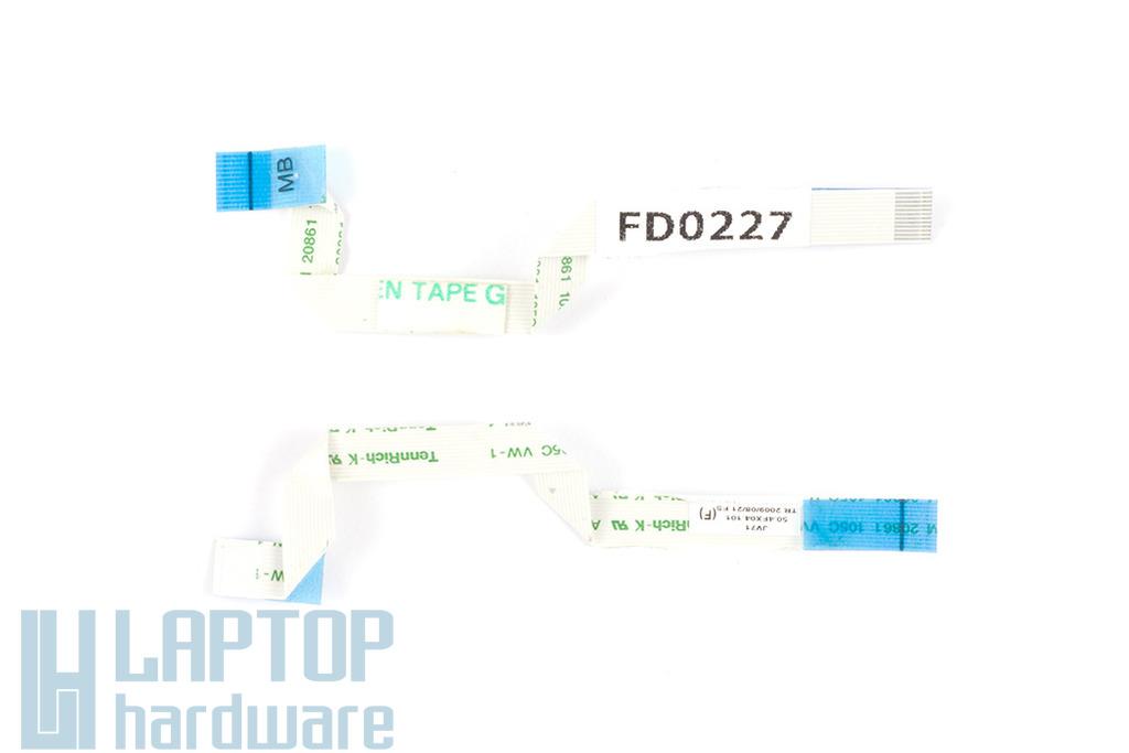 Acer Aspire 7740 laptophoz használt Touchpad kábel, ribbon cable, 50.4FX04.101