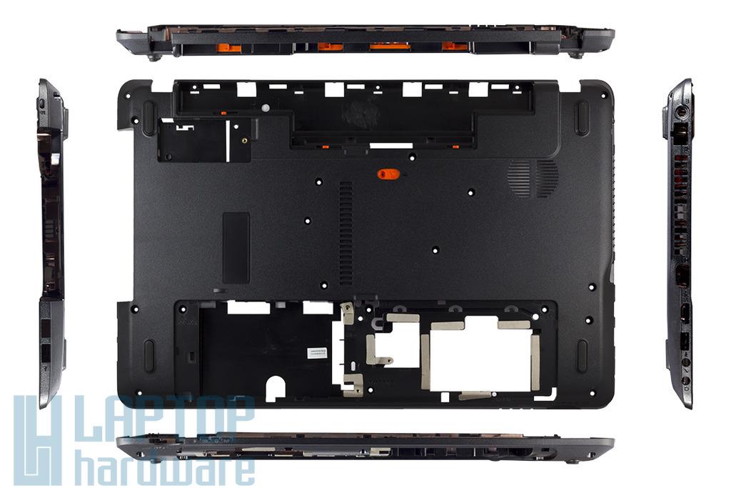 Acer Aspire E1-521, E1-571 gyári új alsó fedél, bottom case (60.M09N2.002, 60.Y11N2.002)