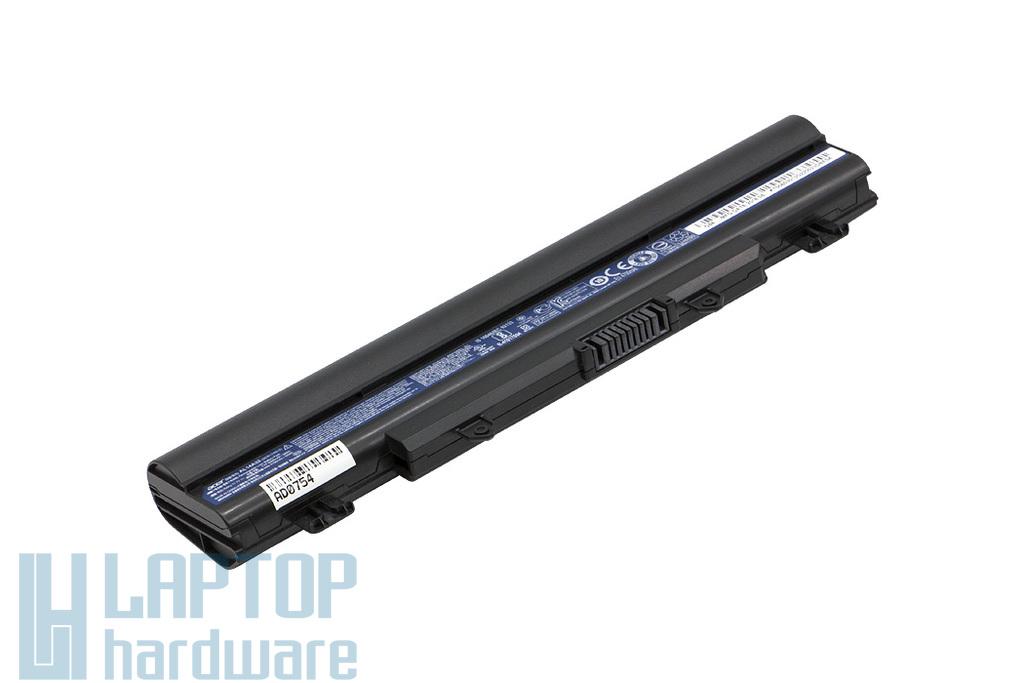 Acer Aspire V3-472, E5-421, E5-471, E5-521 gyári új 52Wh-ás laptop akku/akkumulátor (AL14A32, KT.00603.008)