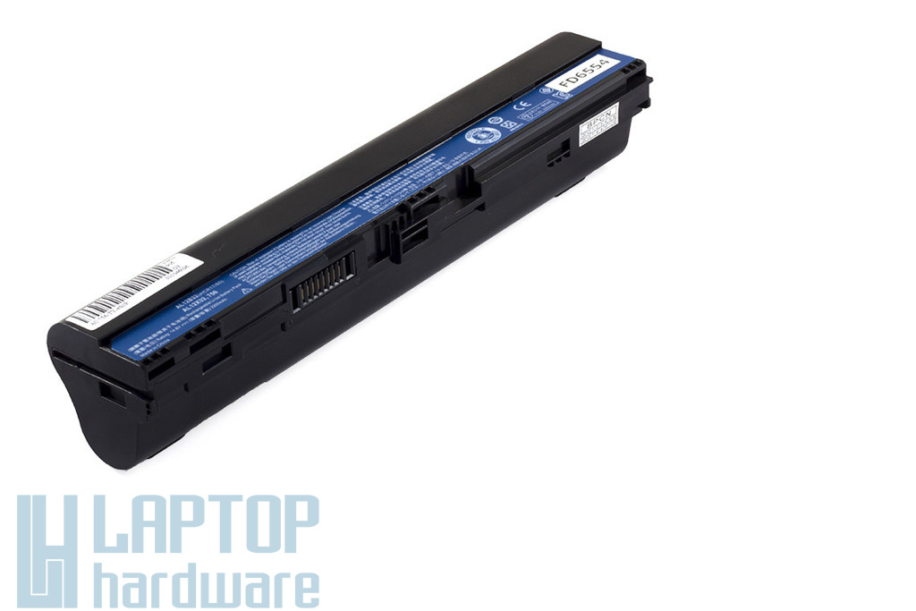 Acer Aspire One 725, 756 helyettesítő új 6 cellás laptop akku/akkumulátor (AL12B31)