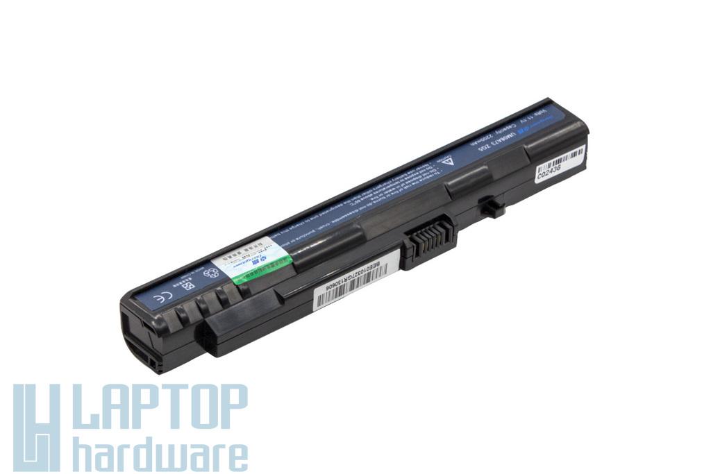 Acer Aspire One A110, A150, ZG5 használt 80%-os 3 cellás helyettesítő laptop akku/akkumulátor (UM08A73)