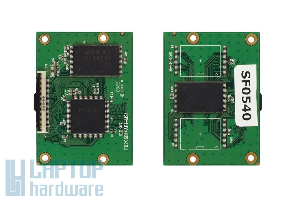 Acer Aspire One A110, AOA110-AB 8GB használt SSD ZIF HDD Drive kártya (F0206B14AP1-MS1)