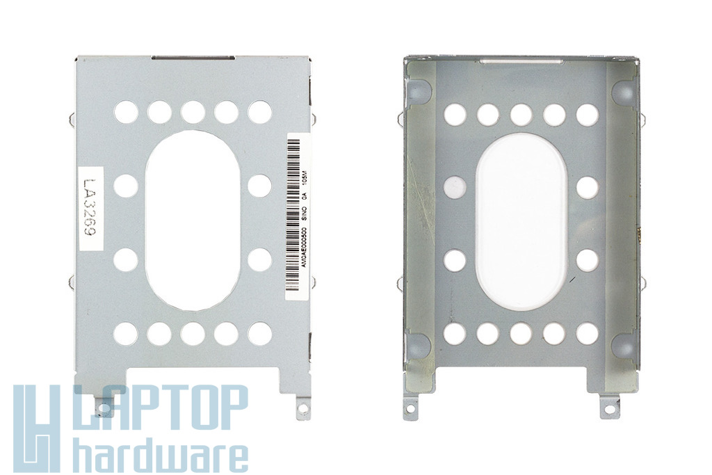 Acer Aspire One D260,PAV70 laptophoz használt HDD beépítő keret, hard disk cover, AM0AE000500