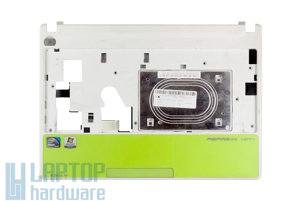 Acer Aspire One Happy-2DQgrgr, PAV70 zöld felső fedél top case cover, AP0F30009A009