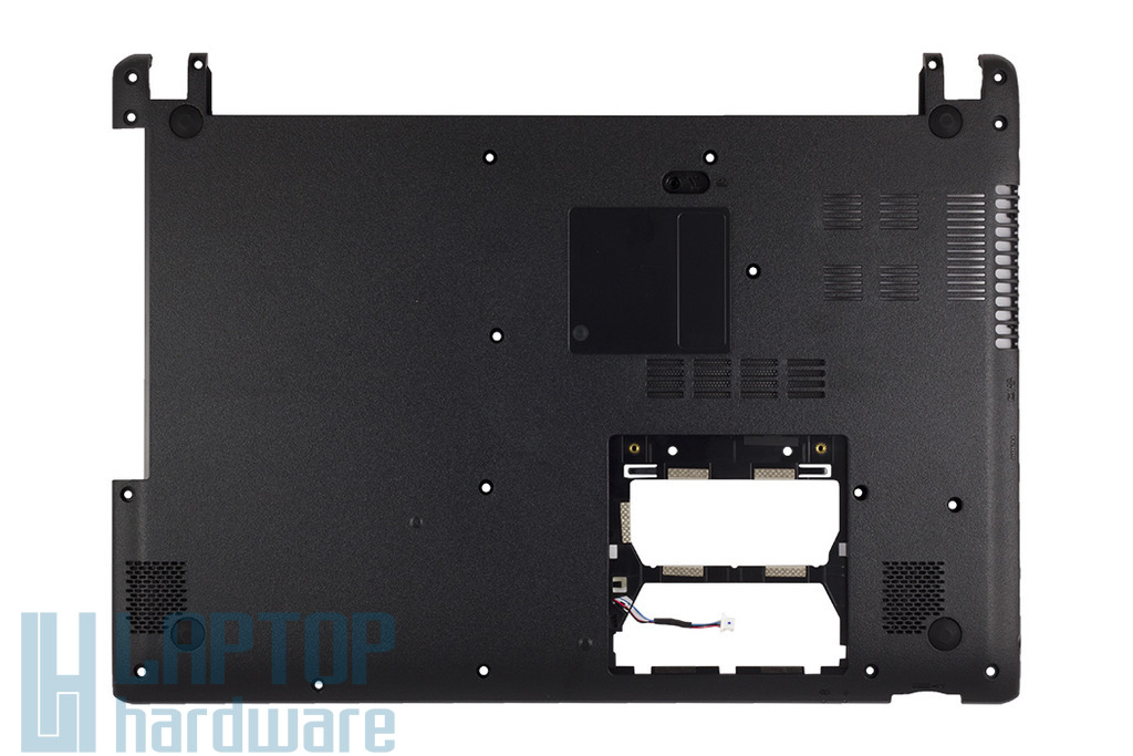 Acer Aspire S3-471, V5-431, V5-471 gyári új alsó fedél, bottom case hangszóróval, 60.M1BN1.001