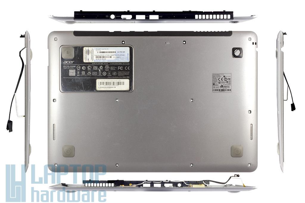 Acer Aspire S3-951 laptophoz használt alsó fedél, 60.RSF01.001