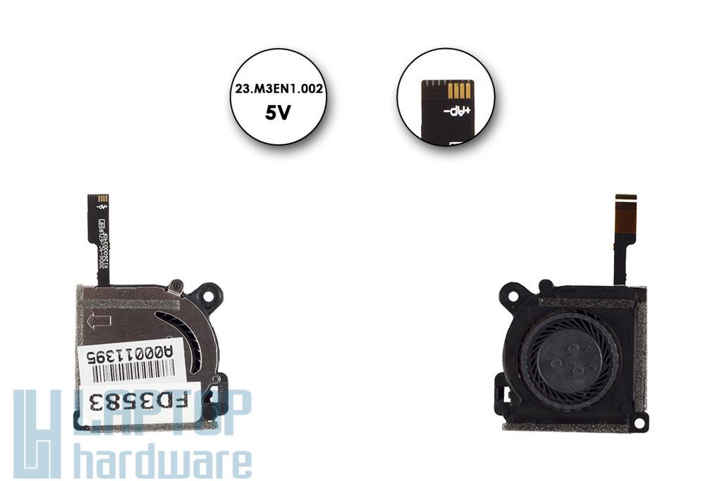 Acer Aspire S7, S7-391 30mm*30mm hűtő ventilátor, 23.M3EN1.002