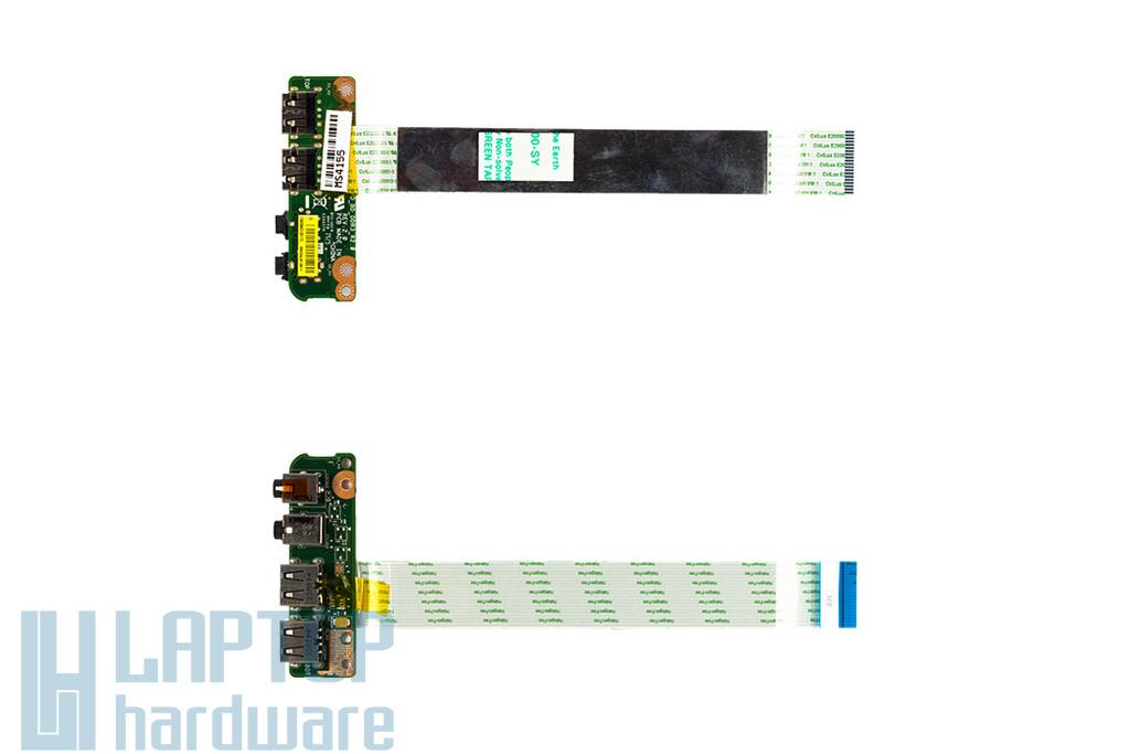 Acer Aspire V3-772G gyári új I/O board, audió és USB panel, 55.M8SN5.001