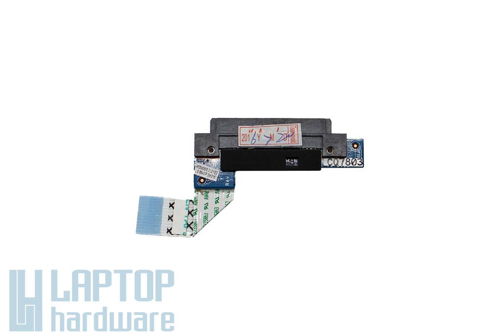 Acer Aspire V5-171, V5-131, Aspire One 756, Chromebook C710 használt SATA HDD csatlakozó panel kábellel (55.SGYN2.001, LS-8943P)