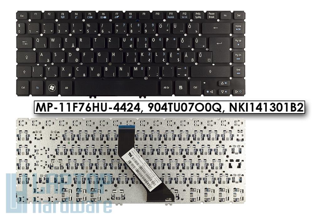Acer Aspire V5-431, V5-471 gyári új magyar nyelvű laptop billentyűzet, MP-11F76HU-4424