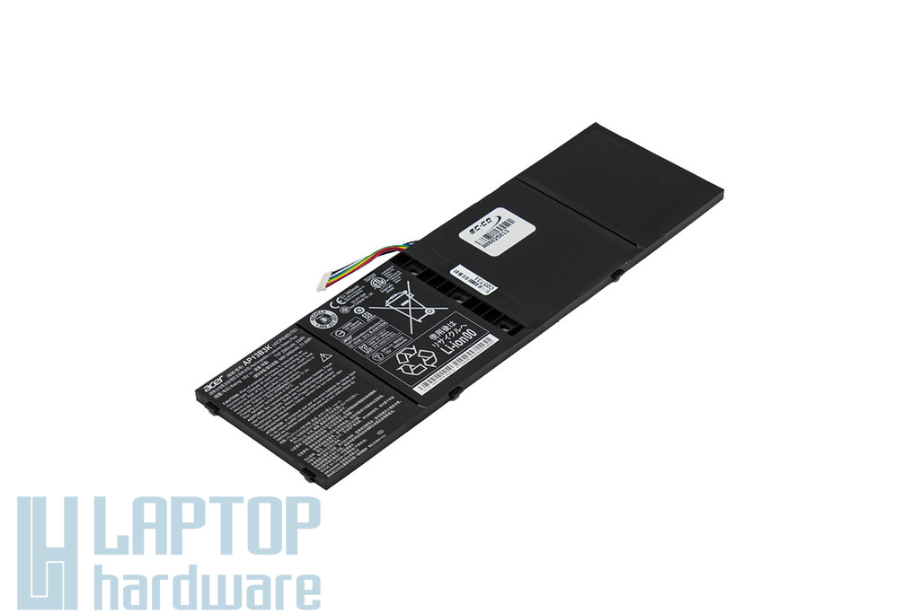Acer Aspire V5-472, V7-581, M5-583P gyári új 52Wh-ás laptop akku/akkumulátor (AP13B3K, KT.0040G.001)