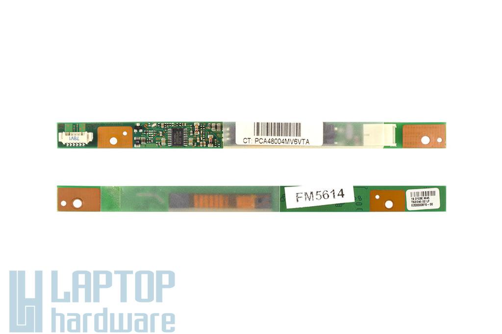 Acer Extensa 4420, 4620 használt LCD Inverter, T62I240.02