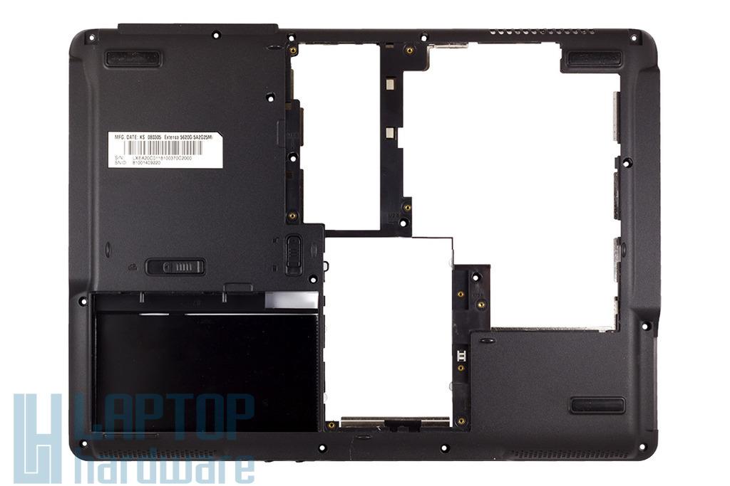 Acer Extensa 5220, 5620 használt alsó fedél, bottom case cover, 60.4T307.005