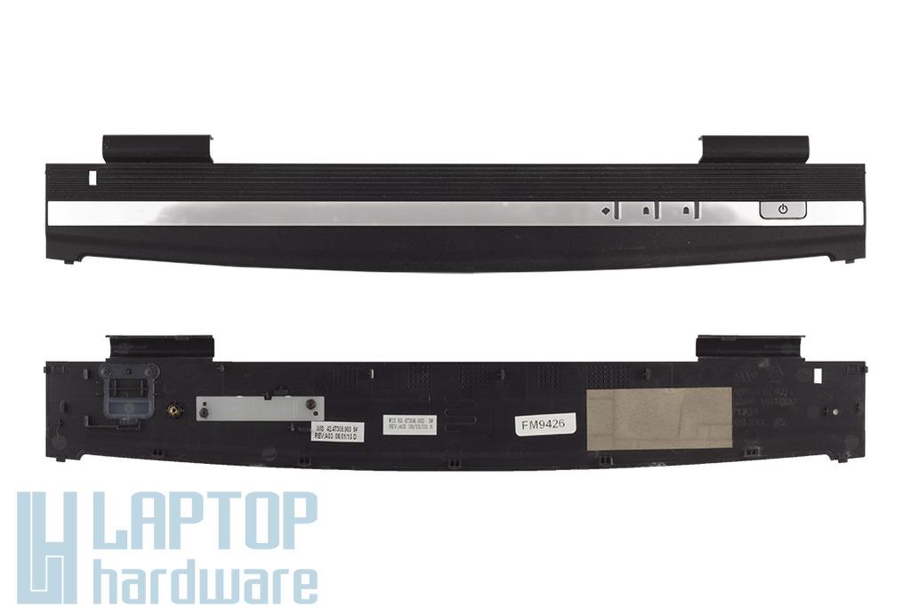 Acer Extensa 5220, 5620 használt bekapcsoló panel fedél, power button panel cover, 60.4T308.003