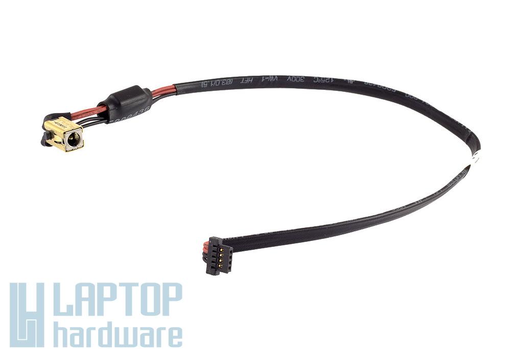Acer Iconia Tab A200, A210 gyári új DC tápaljzat kábellel, DC-jack