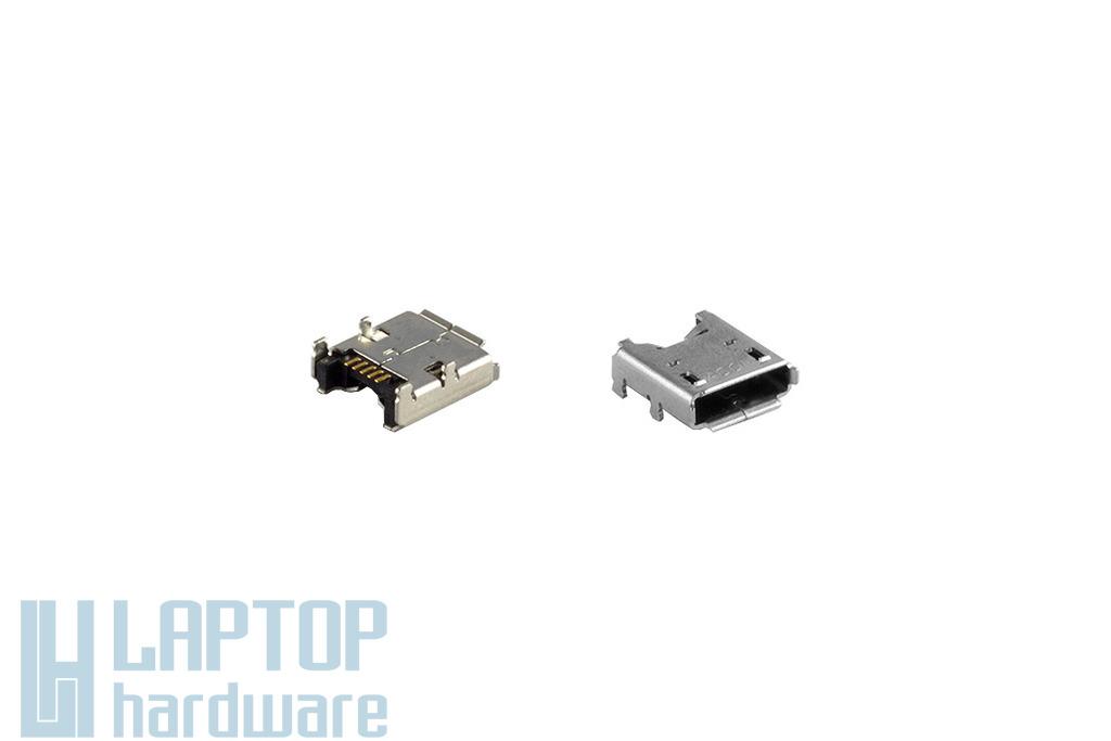 Acer Iconia Tab B1-A71, B1-710 microUSB csatlakozó