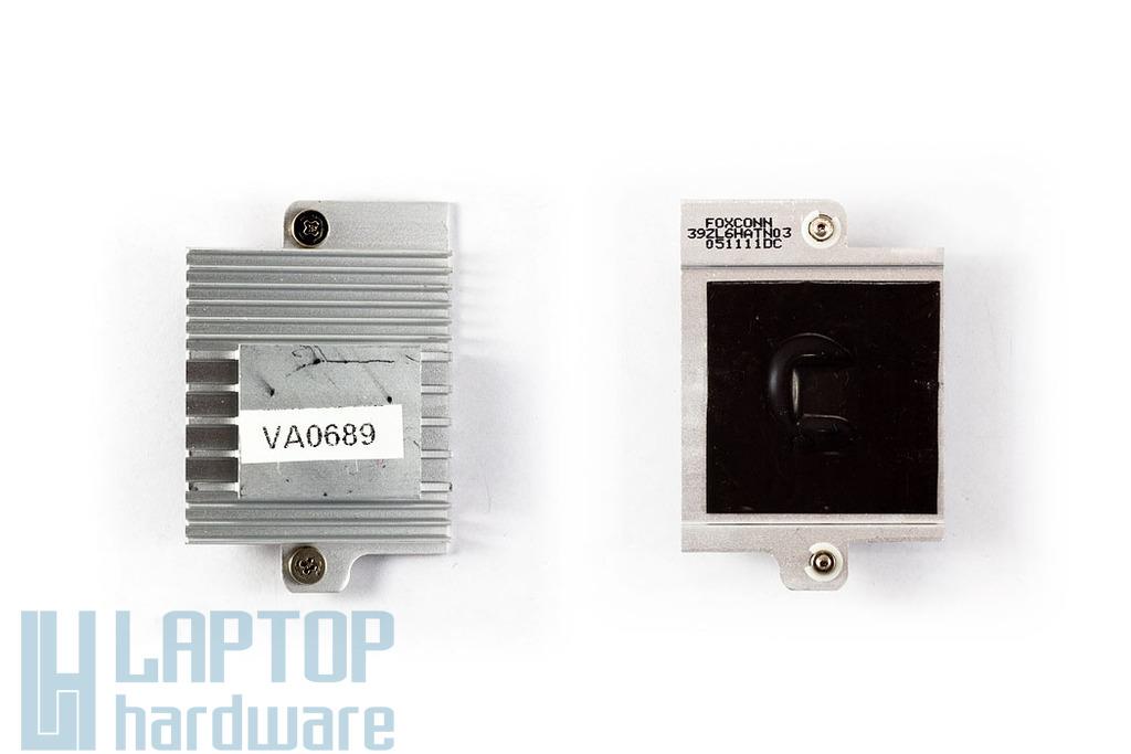 Acer Travelmate 2310, 2312 laptophoz használt chipset hűtőborda (39ZL6HATN03)