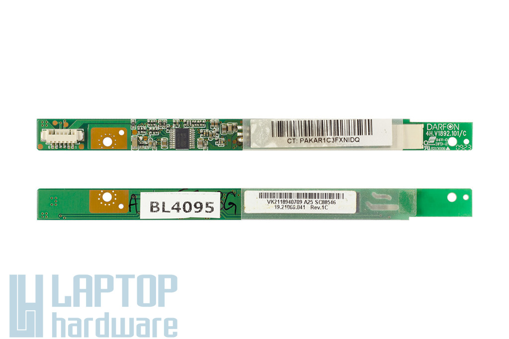 Acer TravelMate 2400, Fujitsu Amilo Li1718, Pro V3505 LCD Inverter, 19.21066.041