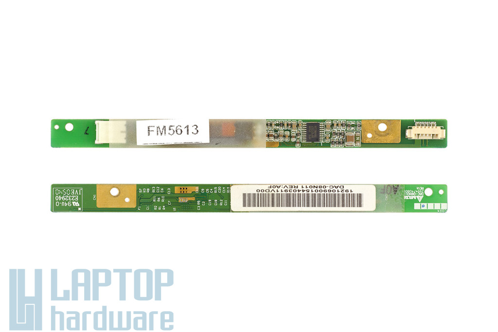 Acer TravelMate 2413 használt LCD Inverter, DAC-08N011