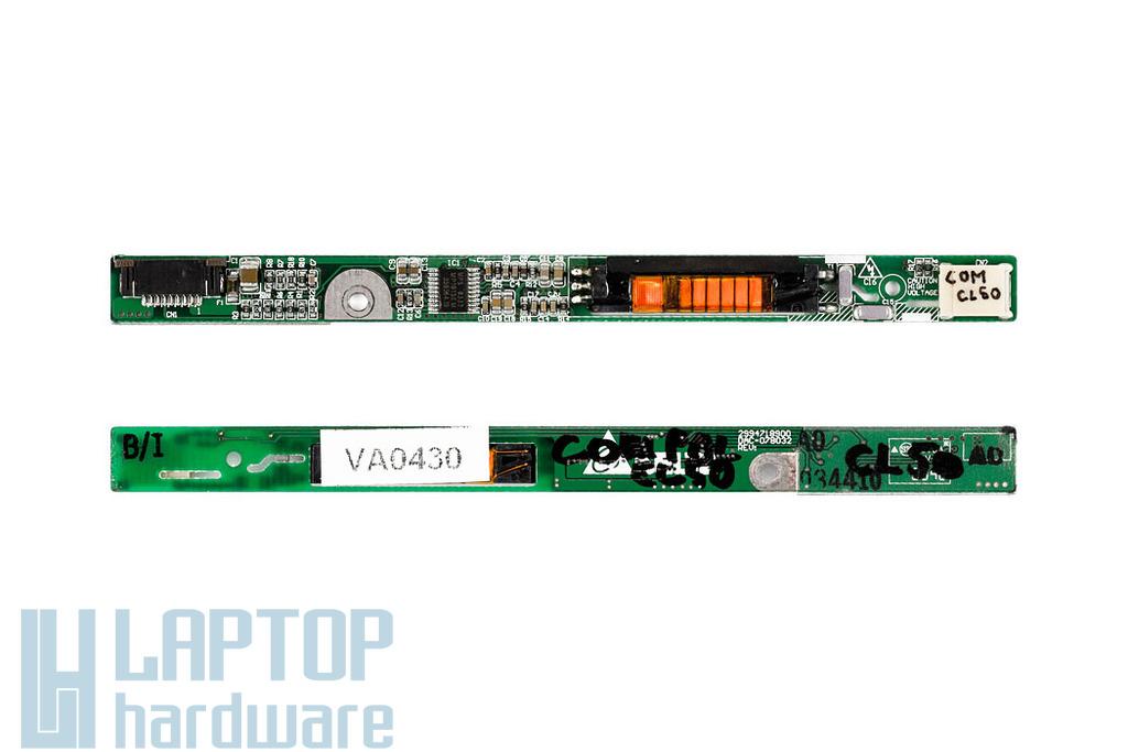 Acer TravelMate 290 Sorozat, 290XCi, 290Xi  LCD Inverter DAC-07B032 REV-A0