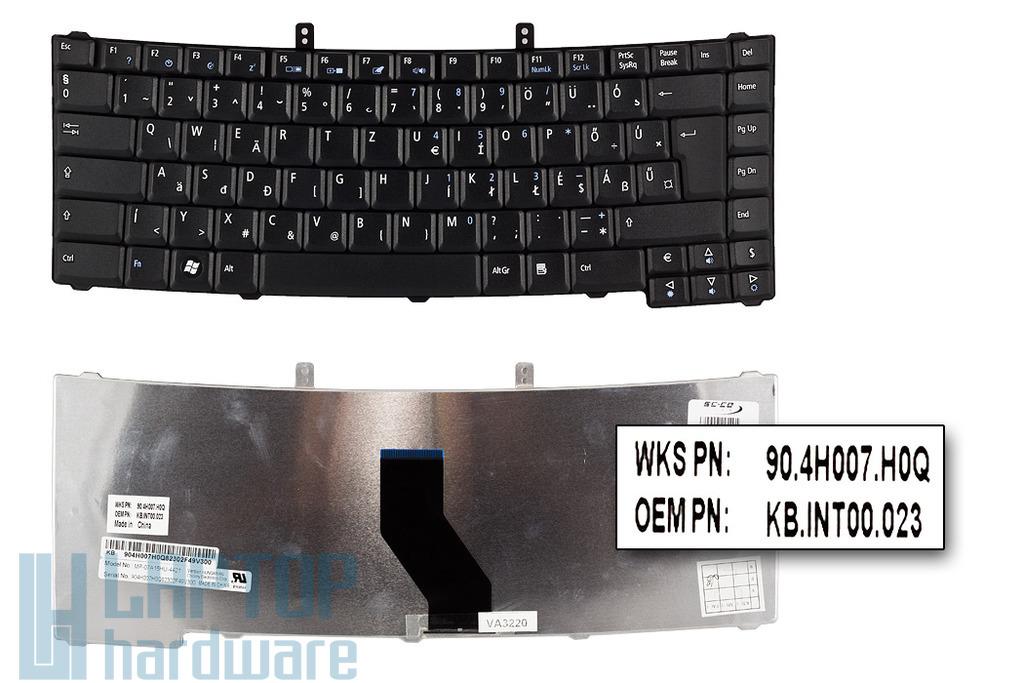 Acer TravelMate 4520, 4730, 5310 használt magyar billentyűzet, NSK-AGL0Q