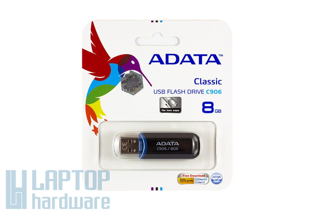 ADATA 8GB kék-fekete pendrive (AC906-8G-RBK)