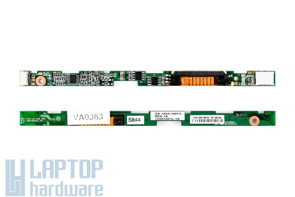 Advent 5301, Fujitsu Pi3525 LCD Inverter 316817800001_R0E