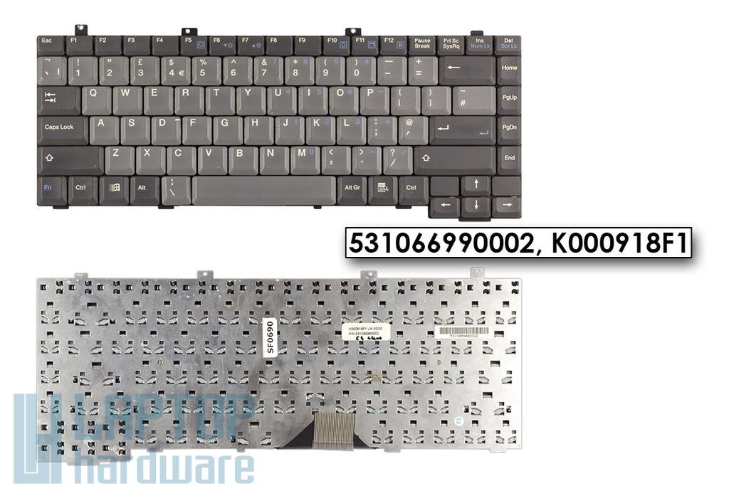 Advent 7002 UK használt angol laptop billentyűzet (531066990002)