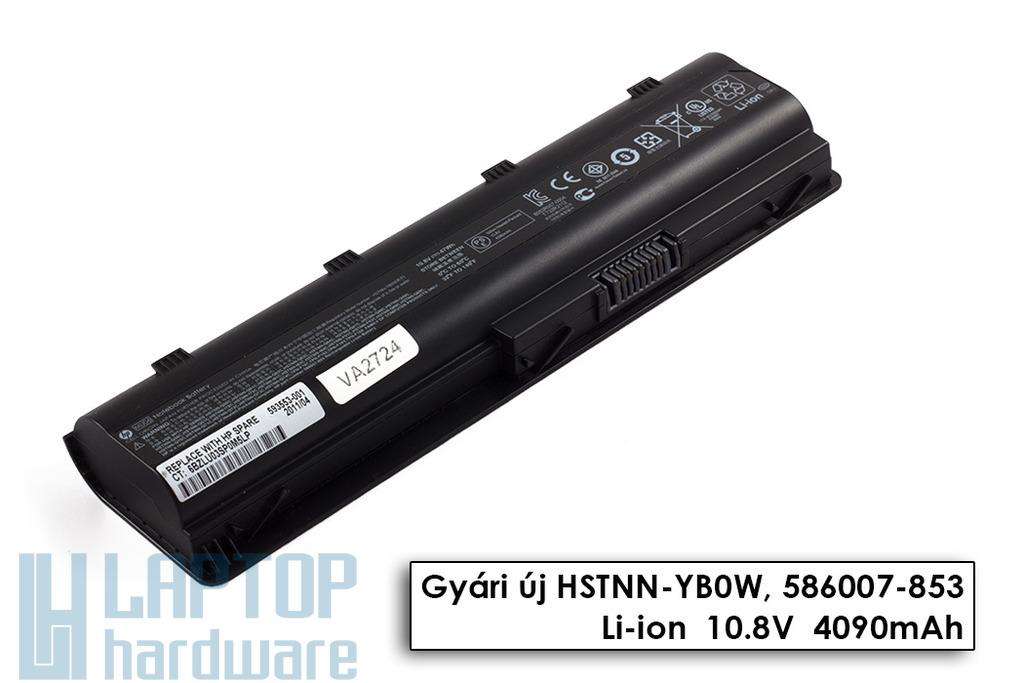 HP 630, 635, Compaq Presario CQ42, CQ56, CQ62 gyári új 6 cellás laptop akku/akkumulátor  MU06, (593553-001)