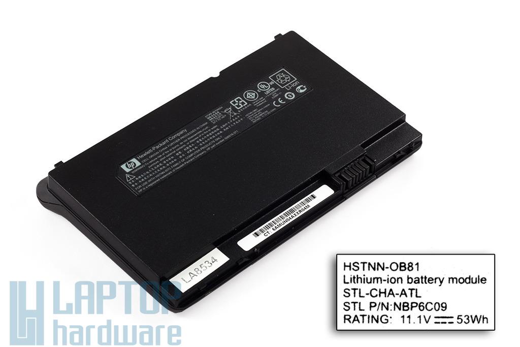 HP Compaq Mini 700, 1000, 1050 gyári új 6 cellás laptop akku/akkumulátor (HSTNN-I57C)